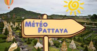 Quel météo à Pattaya Thaïlande ?