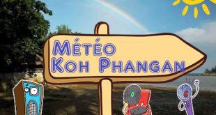 Quel météo à Koh Phangan Thaïlande ?
