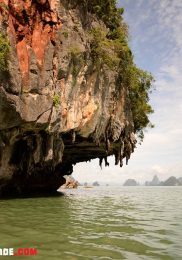 Visiter le Baie de Phang Nga – Grotte cave 1