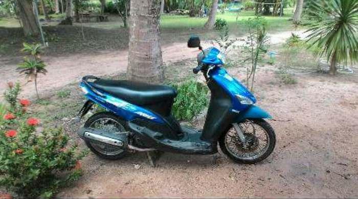 Louer-Moto-motobike-scooter-à-Koh-Phagnan-5
