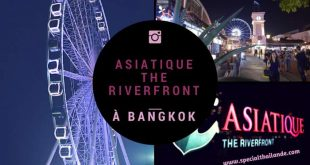 Asiatique The Riverfront à Bangkok