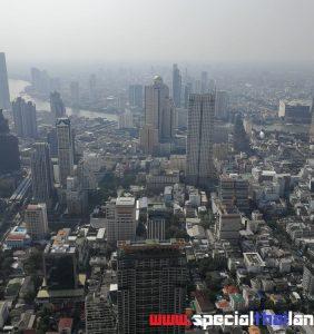 Mahanakhon SkyWalk Bangkok 10