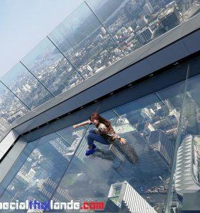Mahanakhon SkyWalk Bangkok 5