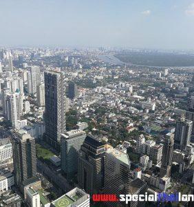 Mahanakhon SkyWalk Bangkok 7