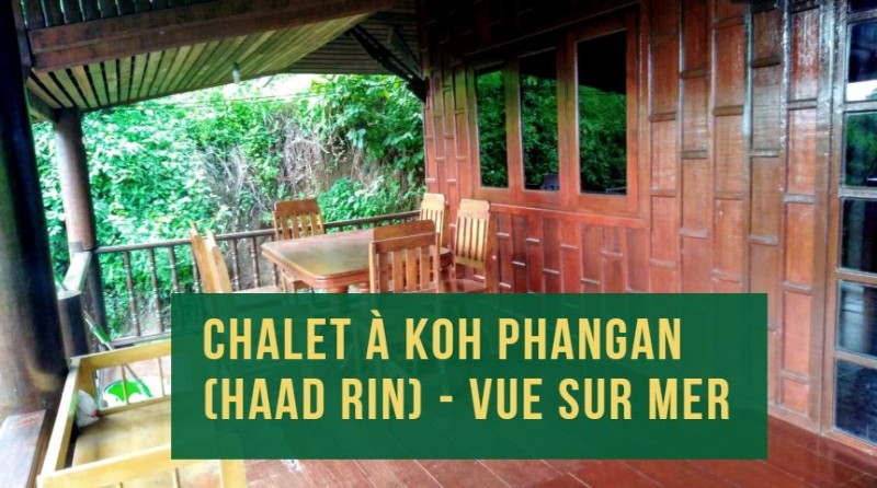 Chalet-à-Koh-Phangan